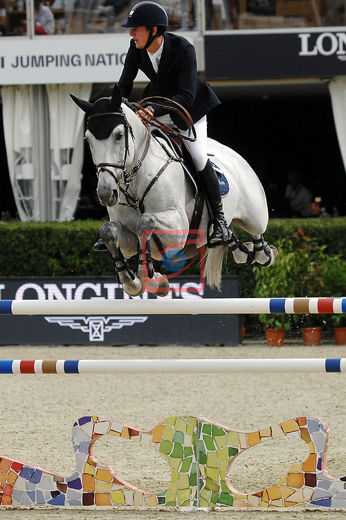 CSIO Barcelona 2018.<br /> Longines-Jumping Nations Cup-Barcelona 2018.<br /> Jos Verloy.