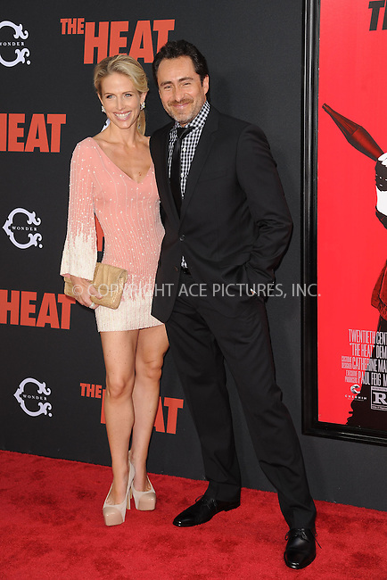 WWW.ACEPIXS.COM<br /> June 23, 2013...New York City <br /> <br /> Demian Bichir attending 'The Heat' New York Premiere at the Ziegfeld Theatre on June 23, 2013 in New York City.<br /> <br /> Please byline: Kristin Callahan... ACE<br /> Ace Pictures, Inc: ..tel: (212) 243 8787 or (646) 769 0430..e-mail: info@acepixs.com..web: http://www.acepixs.com