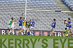 Alan McNamara Castlegregory scores his sides only goal to put his side ahead by a point in the dying minutes of normal time  in the All Ireland Junior Club Championship at Croke park on Sunday February 14 2010...
