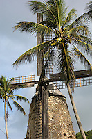 The Morgan Lewis Sugar Mill is the only windmill still in working order in Barbados out of the five hundred or so which existed in the heyday of the island's sugar plantations.
