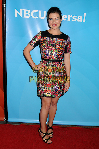 13 July 2014 - Beverly Hills, California - Casey Wilson. NBC Universal Press Tour Summer 2014 held at the Beverly Hilton Hotel. <br /> CAP/ADM/BP<br /> &copy;Byron Purvis/AdMedia/Capital Pictures