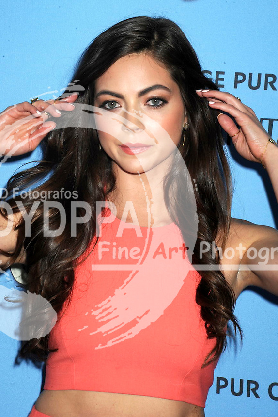 Caitlin Carver attending the 'Paper Towns' premiere at AMC Loews Lincoln Square on July 21, 2015 in New York Cit
