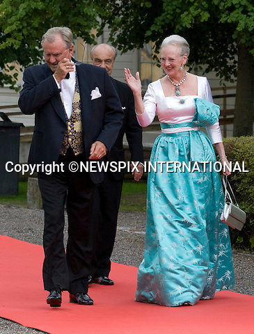 """QUEEN MARGARETHE AND PRINCE HENRIK.PRINCESS VICTORIA_PRE-WEDDING DINNER.hosted by the Swedish Government, Eric Ericsonhallen, Stockholm_18/062010.Mandatory Credit Photo: ©DIAS-NEWSPIX INTERNATIONAL..**ALL FEES PAYABLE TO: """"NEWSPIX INTERNATIONAL""""**..IMMEDIATE CONFIRMATION OF USAGE REQUIRED:.Newspix International, 31 Chinnery Hill, Bishop's Stortford, ENGLAND CM23 3PS.Tel:+441279 324672  ; Fax: +441279656877.Mobile:  07775681153.e-mail: info@newspixinternational.co.uk"""