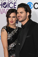 LOS ANGELES, CA - JANUARY 09: Rumer Willis and Jayson Blair at the 39th Annual People's Choice Awards at Nokia Theatre L.A. Live on January 9, 2013 in Los Angeles, California. Credit: mpi21/MediaPunch Inc. /NORTEPHOTO