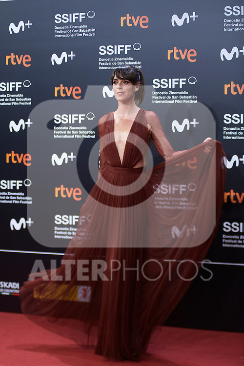 Belen Cuesta attend the photocall of 'La trinchera Infinita' during the 67th San Sebastian Donostia International Film Festival - Zinemaldia.September 22,2019.(ALTERPHOTOS/Yurena Paniagua)
