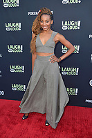 Erica Ash bei Kevin Hart's 'Laugh out Loud' Launch Event auf dem Goldstein Anwesen. Los Angeles, 03.08.2017
