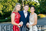 Enjoying the Killarney Schools Debs at Ballyroe Heights Hotel on Monday were