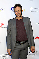 PACIFIC PALISADES, CA - JULY16: Aaron Wolf at the 18th Annual DesignCare Gala on July 16, 2016 in Pacific Palisades, California. Credit: David Edwards/MediaPunch