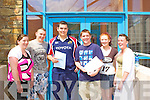 The start of the Leaving Cert 2009, having completed English Paper 1 students of Colaiste na Skellig seemed happy and confident, pictured outside the Colaiste were l-r, Paula O'Sullivan, Maurice O'Dwyer, Conor Curtin, Stephen Browne, Vanessa O'Sullivan & Ciara O'Sullivan