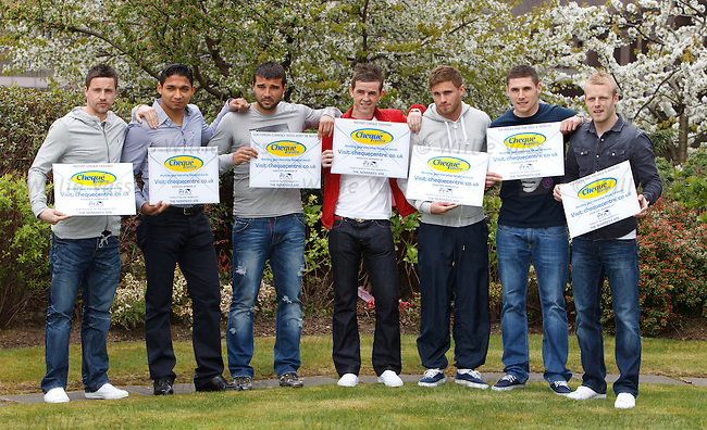 Chris Maguire Emilio Izaguirre, Alexei Eremenko, David Templeton, David Goodwillie, Gary Hooper and Steven Naismith are the nominees for the 2011 PFA Scotland player of the year