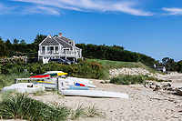 Charming Cape Cod style beach house.