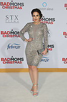 WESTWOOD, CA - OCTOBER 30: Christina DeRosa, at Premiere Of STX Entertainment's 'A Bad Moms Christmas' At The Regency Village Theatre in Westwood, California on October 30, 2017. Credit: Faye Sadou/MediaPunch