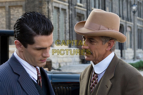Sam Witwer, David Strathairn<br /> in No God, No Master (2012) <br /> *Filmstill - Editorial Use Only*<br /> CAP/FB<br /> Image supplied by Capital Pictures