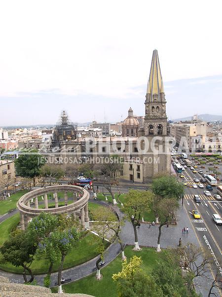 Downtown Guadalajara