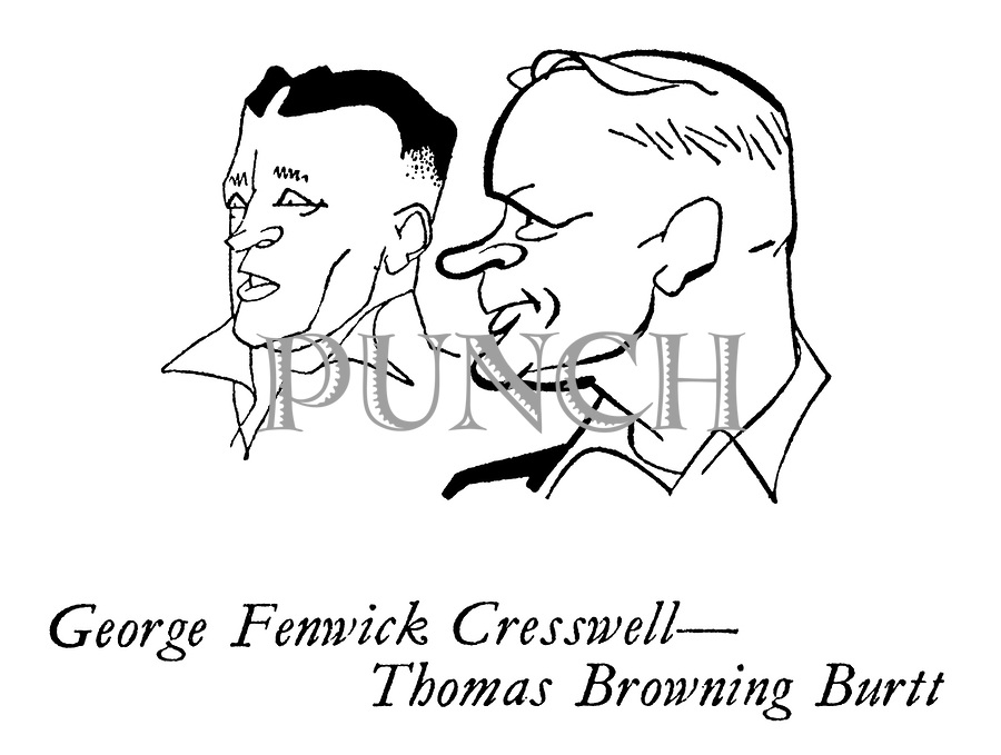The New Zealanders ; the cricket team on tour<br /> Cricketers ; George Fenwick Cresswell and Thomas Browning Burtt