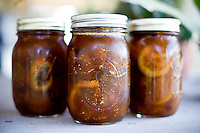 Carol Ritchie's Ocracoke fig preserves.