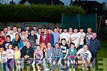 Aaron O'Keeffe, Tralee who celebrated his 18th Birthday at his home on Sunday evening with his family and friends.