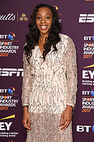 Pamela Cookey at the BT Sport Industry Awards 2017 at Battersea Evolution, London, UK. <br /> 27 April  2017<br /> Picture: Steve Vas/Featureflash/SilverHub 0208 004 5359 sales@silverhubmedia.com