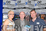 Excel Business Network:Attending the Excell Business Network Seminar to launch their new website at the Listowel Arms Hotel on Mondayy night last wereMarion O'Connor and buliders Chris & Eamonn Fitzgerald, Ballyduff.