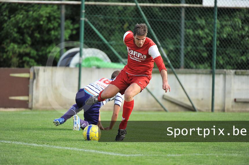 FC Langemark : Henk Delva<br /> foto VDB / Bart Vandenbroucke