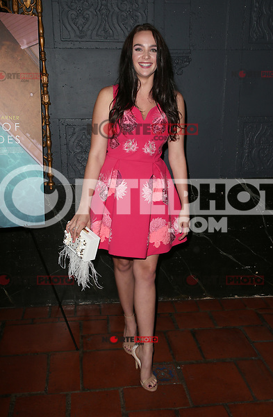 LOS ANGELES, CA - NOVEMBER 17: Stevie Lynn Jones, at the Tribes Of Palos Verdes Premiere at The Ace Hotel Theater in Los Angeles, California on November 17, 2107. Credit: Faye Sadou/MediaPunch /NortePhoto.com