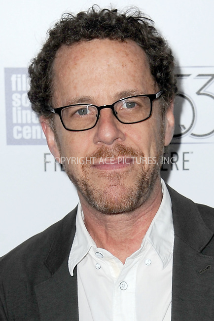 WWW.ACEPIXS.COM<br /> September 28, 2015 New York City<br /> <br /> Ethan Coen attending the 53rd New York Film Festival 'O Brother, Where Art Thou?' 15th anniversary screening at Alice Tully Hall on September 29, 2015 in New York City.<br /> <br /> Credit: Kristin Callahan/ACE<br /> <br /> Tel: (646) 769 0430<br /> e-mail: info@acepixs.com<br /> web: http://www.acepixs.com