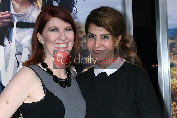 Kate Flannery, Nia Vardalos<br />
