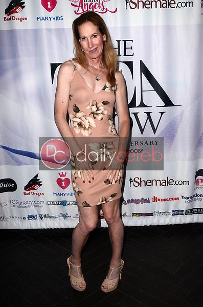 Becca Benz<br /> at the 2018 TEA Awards Pre-Party, Bardot, Hollywood, CA 03-09-18<br /> David Edwards/DailyCeleb.com 818-249-4998