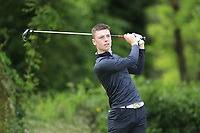Niall O'Callaghan (Greenore) during the final round of the Connacht Boys Amateur Championship, Oughterard Golf Club, Oughterard, Co. Galway, Ireland. 05/07/2019<br /> Picture: Golffile | Fran Caffrey<br /> <br /> <br /> All photo usage must carry mandatory copyright credit (© Golffile | Fran Caffrey)