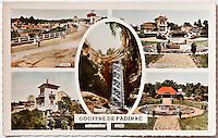 Europe/Europe/France/Midi-Pyrénées/46/Lot/Padirac: Gouffre de Padirac - Carte postale colorisée - - Vieille carte Postale Collection Société du Gouffre de Padirac  -Reproduction - Autorisation nécessaire
