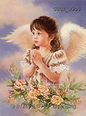 Dona Gelsinger, CHILDREN, paintings(USGE9905,#K#) Kinder, niños, illustrations, pinturas angels, ,everyday