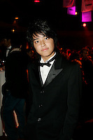 Sepetmber 18 Montreal (Qc) CANADA<br /> 18 year old Japan music idol Tegoshi Yuya, who play in DEAD RUN presented at<br /> the NEW MONTREAL FILMFEST, pose for an exclusive photo at the Festival's opening party, Sept 18 2005<br /> photo : (c) 2005 Pierre Roussel / Images Distribution<br /> Photo : (c) 2005 by Pierre Roussel/ Images Distribution