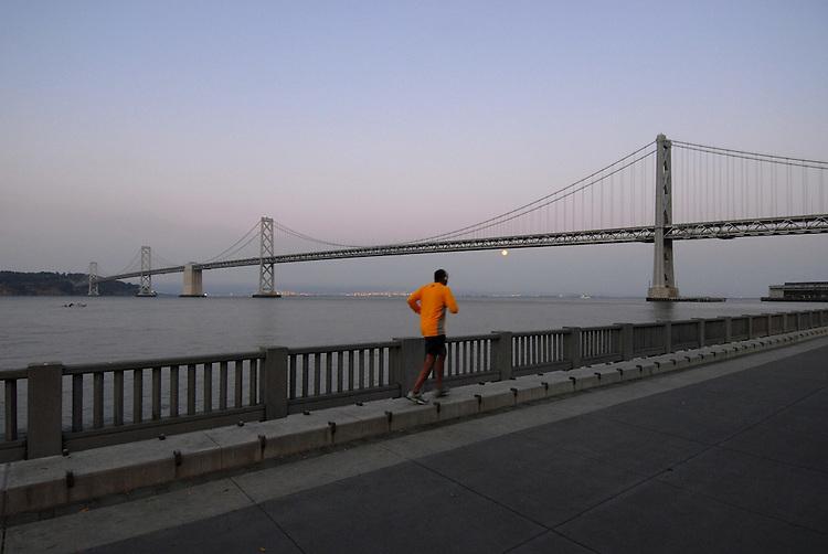 Paesaggi del mondo. La baia di San Francisco.