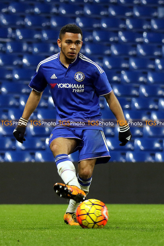 Jay DaSilva of Chelsea during Chelsea Youth vs Reading Youth, FA Youth Cup Football at Stamford Bridge