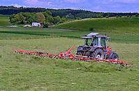 Fazenda na Bavaria. Alemanha. 2011. Foto de Juca Martins.