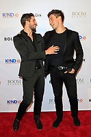 CLVER CITY - AUG 4: Bryan Craig, Lincoln Younes at Kind Los Angeles: Coming Together for Children Alone at Bolon at Helms Design Center on August 4, 2018 in Culver City, CA