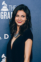 Victoria Justice at Delta Air Lines Kicks Off GRAMMY Weekend With Performance By Charli XCX & DJ Set By Questlove (Photo by Tiffany Chien/Guest Of A Guest)