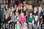 6254-6257.40 Hugs : Lisa Collins, Spa Rd, Tralee (seated 2nd left) had a ball at her 40th birthday party, in the Greyhound bar, Pembroke St., Tralee last Saturday night surrounded by all her family and friends.