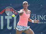 Yanina Wickmayer (BEL) defeated Kristina Mladenovic (FRA) 4-6, 6-3, 6-4