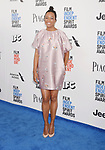 SANTA MONICA, CA - FEBRUARY 25: Actress Aisha Tyler attends the 2017 Film Independent Spirit Awards at the Santa Monica Pier on February 25, 2017 in Santa Monica, California.