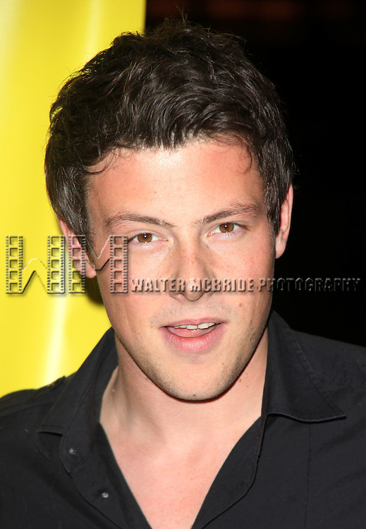 Cory Monteith<br /> celebrating the release of the smash hit CD, glee - the music season one with an appearance at Borders Columbus Circle in New York City. November 3, 2009