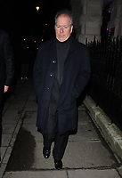 David Armstrong-Jones, 2nd Earl of Snowdon (David Linley) at the George Michael Collection VIP private view &amp; reception, Christie's London, King Street Saleroom, King Street, London, England, UK, on Tuesday 12th March 2019.<br /> CAP/CAN<br /> &copy;CAN/Capital Pictures