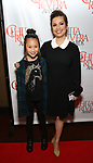 Lea Salonga and daughter attends The 2018 Chita Rivera Awards at the NYU Skirball Center for the Performing Arts on May 20, 2018 in New York City.