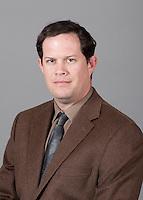 Niall Adler, media director of the Stanford baseball team.