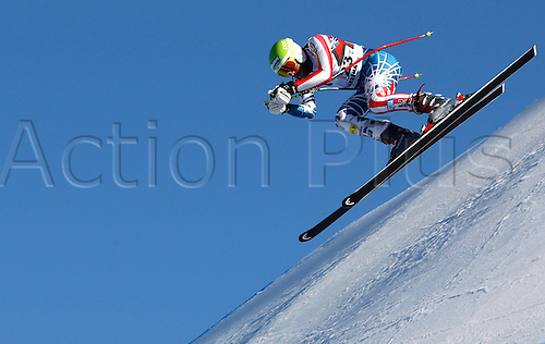 16.12.2010 Ski Alpine FIS World Cup Training Val Gardena - Gröden Italy. Picture shows Bode Miller USA