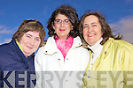 Ladies Day: Local ladies Ann Collins, Ciara Flavin and Sarah Keane  at the races on Littor Strand last Sunday afternoon.