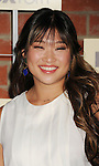 =Culver City=, CA - SEPTEMBER 10: Jenna Ushkowitz arrives at the FOX Fall Eco-Casino Party at The Bookbindery on September 10, 2012 in Culver City, California.