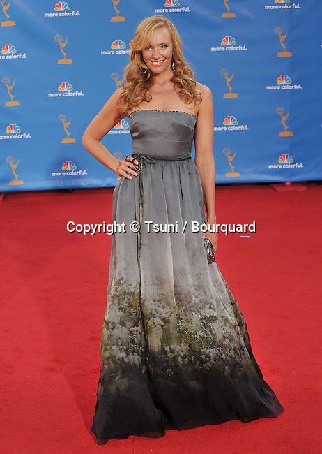 Toni Colette<br /> 62th Emmy Awards - 2010 at the Nokia Theatre in Los Angeles.
