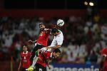 Al Ahli (UAE) vs Al Ahli (KSA) during the 2015 AFC Champions League Group D  on February 25, 2015 at the Rashid Stadium, in Dubai, UAE. Photo by Adnan Hajj /  World Sport Group