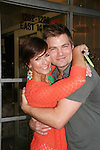 Colleen Zenk & Daniel Cosgrove - As The World Turns' shoots its last show on June 23, 2010 at the studios in Brooklyn, New York. (Photo by Sue Coflin/Max Photos)